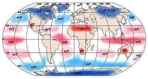 Globální oteplování do konce století změní podnebné pásy